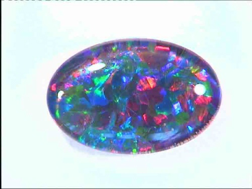 opal lightbox stone queensland gemstone opals solid boulder first natural matrix product bmx ct by