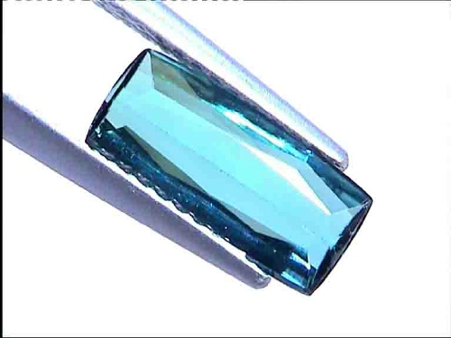 Blue Tourmaline (Indicolite) Gem - 42.3KB