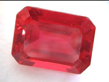 synthetic ruby corundum lab created gem sale price